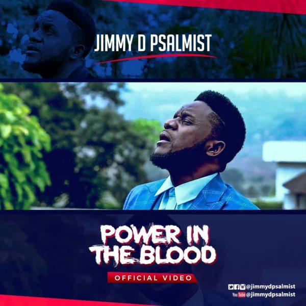 Power In The Blood By Jimmy D Psalmist @jimmydpsalmist