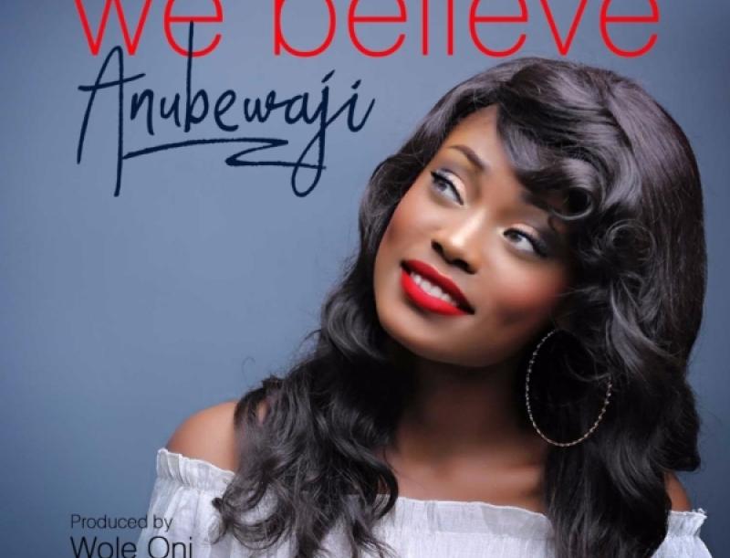 Anubewaji - We Believe [Art cover]