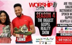 "WORSHIP FLAME WEST AFRICA ""SEASON 4"