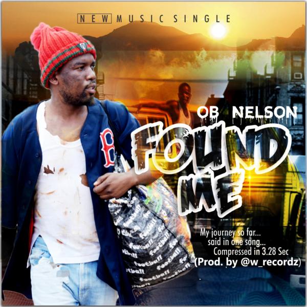 #FreshRelease: Found Me By Ob Nelson