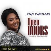 Joan's Open Doors Out Now