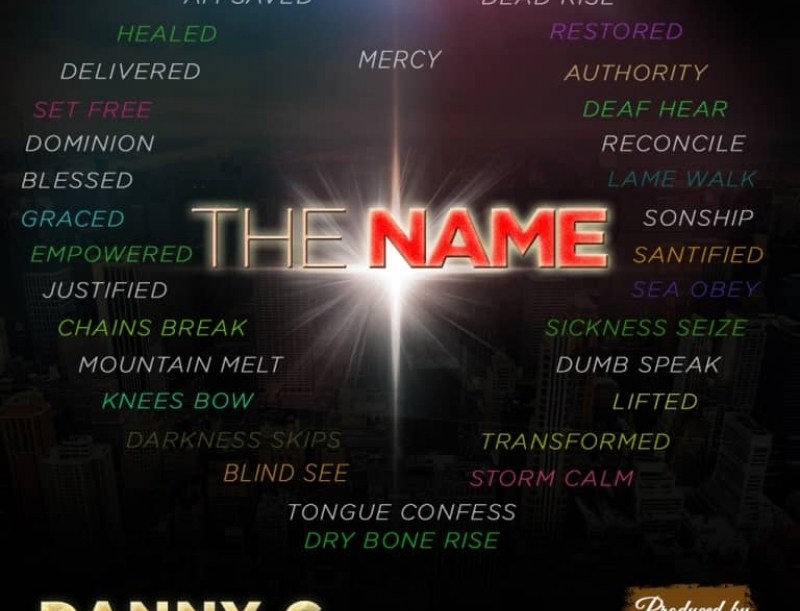 The Name - DannyC [Prod. by Wole Oni]