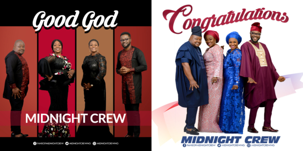 "Midnight Crew Celebrates 17th Year Anniversary With Double Release ""Good God"" & ""Congratulation"""
